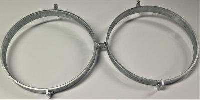 Bucket Ring Calf Hutch
